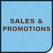 sales promotions