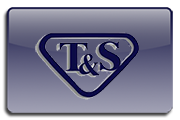t and s logo